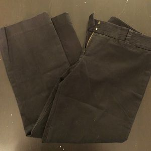 Gap Black City Fit Pant